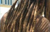 How to Grow Dreads met krullend haar