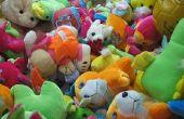 Hoe maak je een gevulde speelgoed hangmat