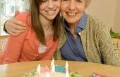 Giften voor haar 14e verjaardag