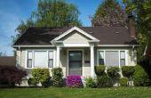 Het remodelleren van de jaren 1930 huizen
