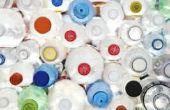 How to Make bloemen van Plastic flessen