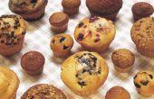 Hoe maak je een eenvoudige glazuur voor Muffins