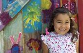 Hoe bevorder de creativiteit van de kinderen
