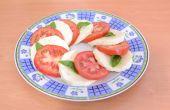 Hoe maak je een Caprese salade