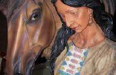 Hoe toe te passen voor een afwikkeling in contanten van de Native American
