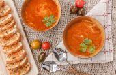Indiase tomaten soep recept