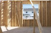 Hoe te zetten op exterieur-hardschuim isolatie panelen op het huis