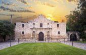 Feiten over de Alamo voor kinderen