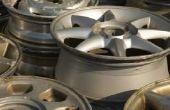 Hoe te verwijderen van Hard Water vlekken op aluminium velgen