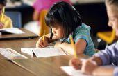 Lesplan op onderwerp-werkwoord overeenkomst voor eerste leerjaar