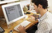 Hoe te kopiëren & een internetpagina plakken in Paint
