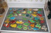 Gemakkelijk Christmas Cookies uitgesneden
