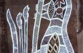 Hoe leren kinderen over een Aboriginal cultuur