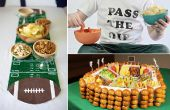 Hoe een Last-Minute Super Bowl feestje