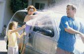 The Best Way to Hard Water vlekken verwijderen van autoruiten