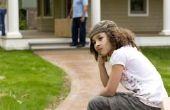 Praten met tieners over het verplaatsen van