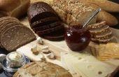 Wat Is het verschil tussen witte & bruin Iers Soda brood?