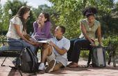 Buitenschoolse activiteiten aangeboden op UGA