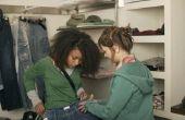 How to Display Jeans in een winkel