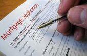 Hoe ontstaan van hypothecaire leningen