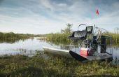 How to Build een Airboat maaier motor voor een kano