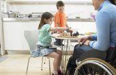 Gratis subsidies voor mensen met een handicap