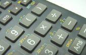 Hoe te berekenen van formules in Excel-werkbladen