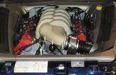 Vortec 454 motor Specs