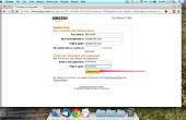 Hoe Open je een nieuwe Account bij Amazon