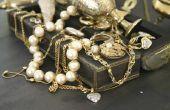 Hoe te ontwarren Jewelry kettingen