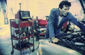 Auto Service Manager van salaris