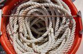 How to Make Lariat touw manden