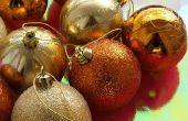 Christmas Ornament dat Ideeën verfraait