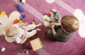 Stadia van spelen in de ontwikkeling van het kind