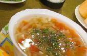 Hoe Cool soep