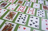 Hoe op te lossen van fundamentele waarschijnlijkheid problemen met een dek van kaarten