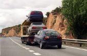 Goedkoopste manier om te trekken of een auto Trailer