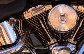 Het aanpassen van de kleppen op een Yamaha Road Star motorfiets