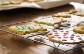 Hoe te sturen van Homemade Cookies overzee naar het leger