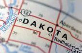 Brown kluizenaar spinnen zijn in South Dakota?