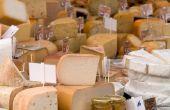 Hoe honing met een plaat voor kaas worden bediend