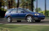 Hoe het verhogen van de Gas-kilometers van een Ford Freestyle