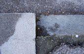 Verf verwijderen producten voor beton