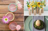 17 goedkoop & gemakkelijk DIY PaaS-decoratie thuis nodig heeft