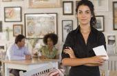The Best Way to Dress bij het zoeken naar een baan van de serveerster