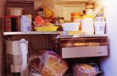 Kunt u een koelkast overvol?