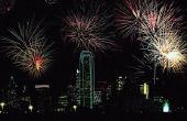 Populaire plaatsen om te bezoeken in Texas voor 4 juli