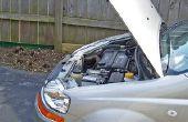 Hoe om te controleren de koelvloeistof in een 2003 Honda CRV