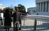 Hoe te een mondelinge Argument bij het Hooggerechtshof van de Verenigde Staten wonen