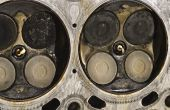 Hoe schoon een cilinderkop